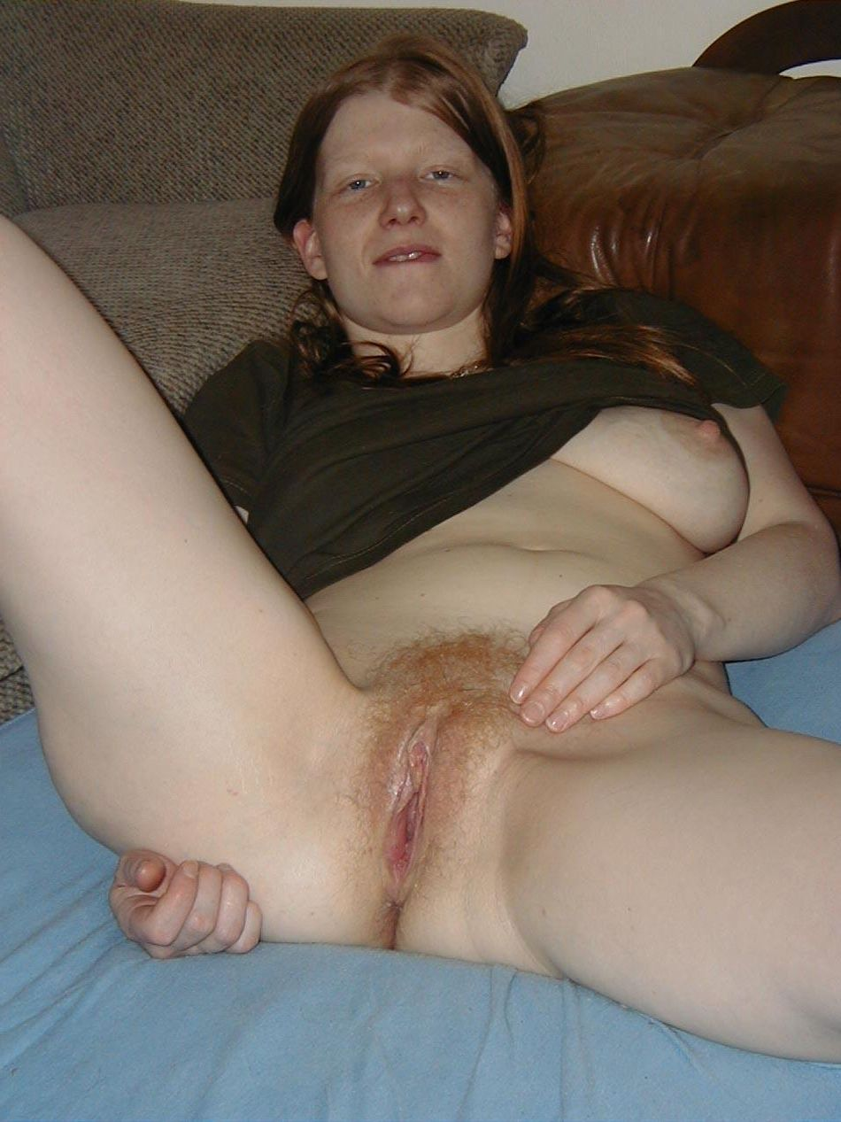 Pussy pussy with black hair
