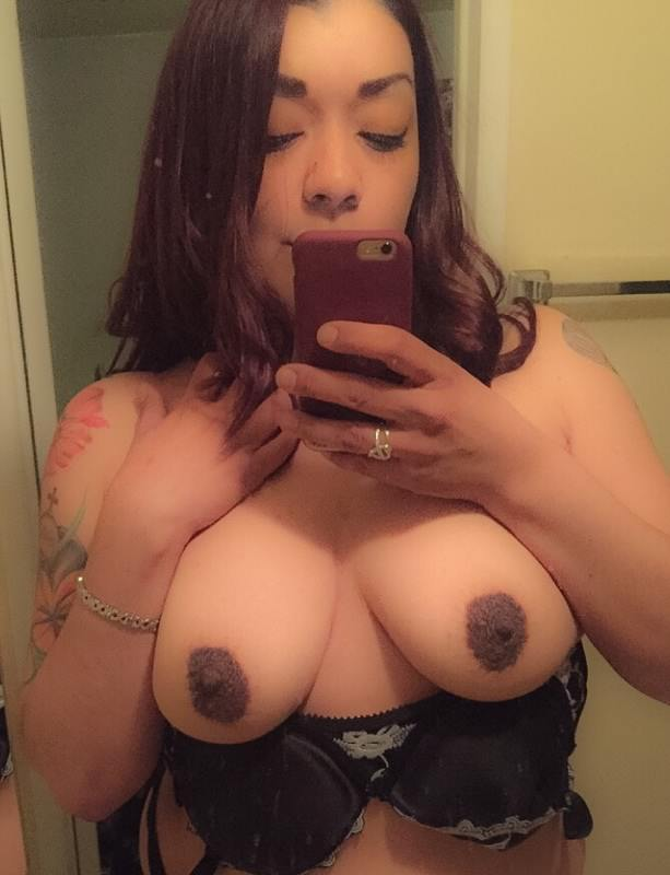 Sexy girl perfect tits